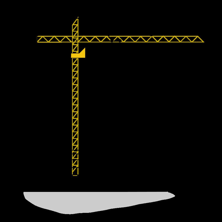 Clipart crane.