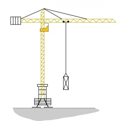 Crane Clipart.