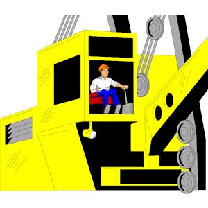 Crane Operator clipart, cliparts of Crane Operator free download.