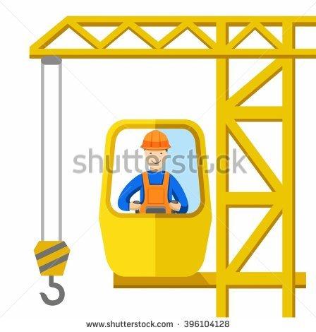Crane Operator Stock Vectors, Images & Vector Art.
