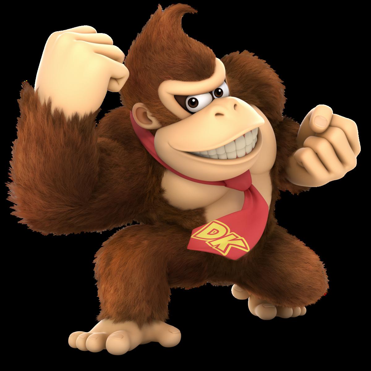 Donkey Kong (SSBU).