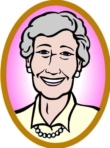 Granny Clipart.