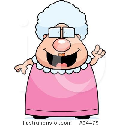 Granny Clipart #94479.