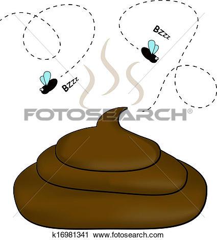 Clipart of no dog dung k12130172.