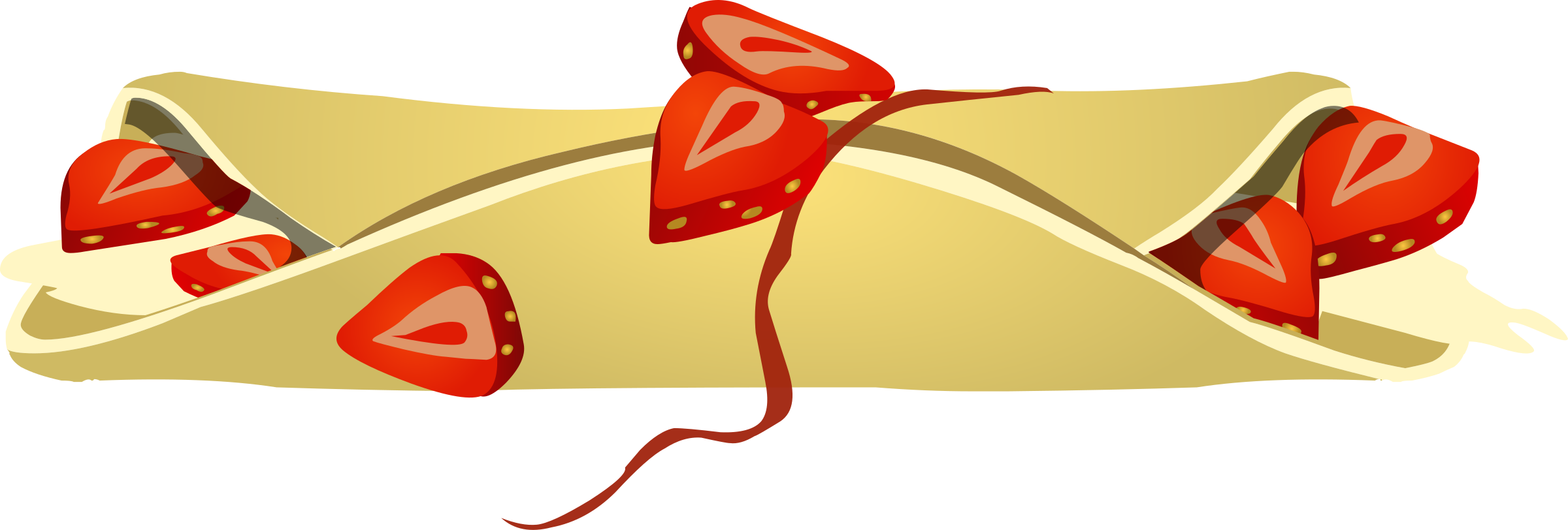 Crepe Clip Art.
