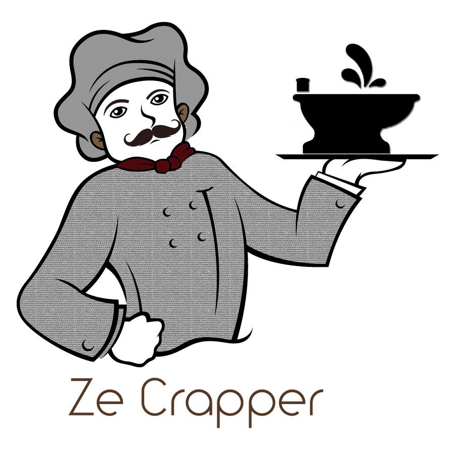 Design a Logo for Ze Crapper.