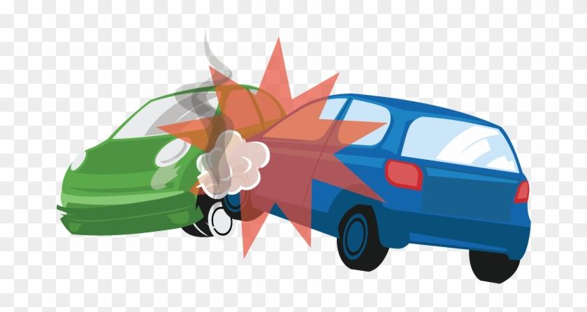 Cartoon Car Crash Gearheadsorg.