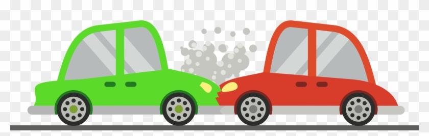 Two Cars Crash Clip Art Free Stock.