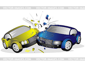Stock Crash Clipart.