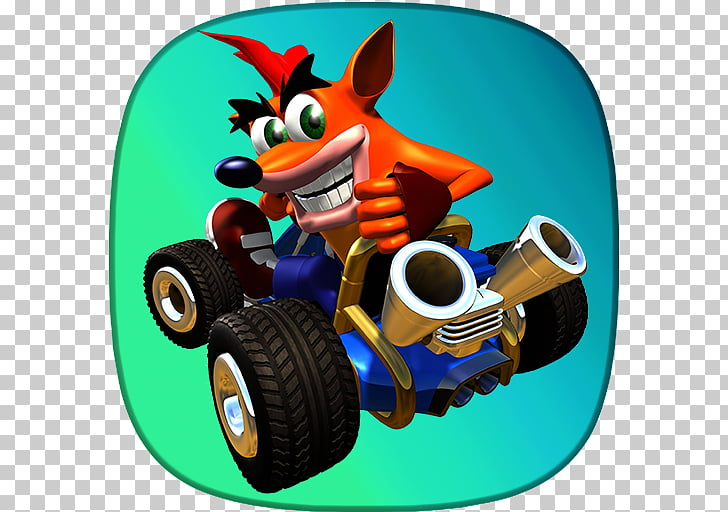Crash Team Racing PlayStation Crash Bandicoot Racing video.