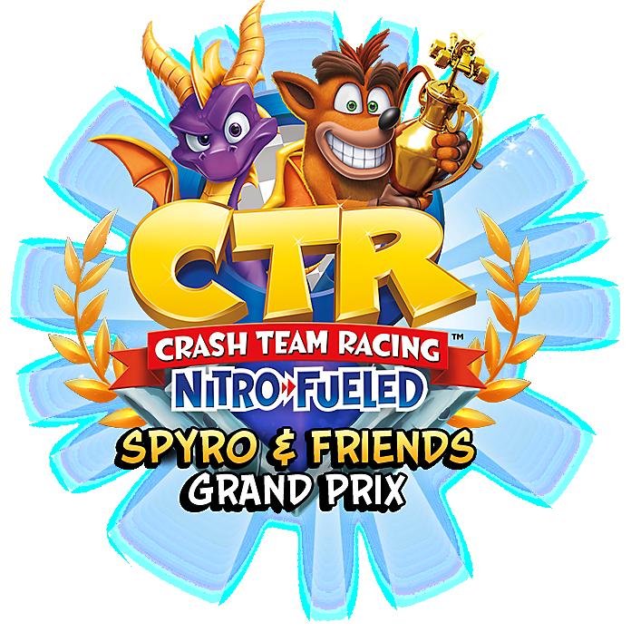 Crash™ Team Racing Nitro.