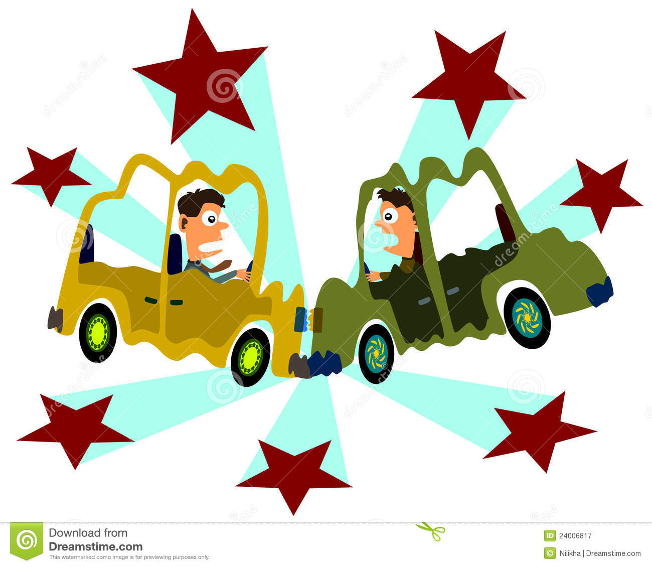 Clip Art Car Crash Clipart.