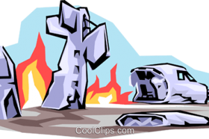Plane crashing clipart » Clipart Station.