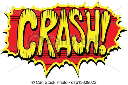 Crashing cliparts.