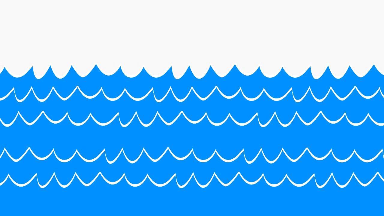 Black Wave Clipart.