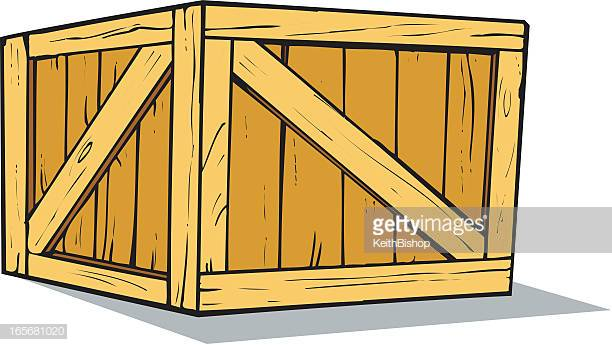 60 Top Crate Stock Illustrations, Clip art, Cartoons, & Icons.