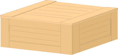 Free to Use & Public Domain Crate Clip Art.