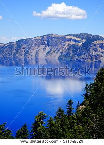 Clear Lake Oregon Stock Photos, Royalty.