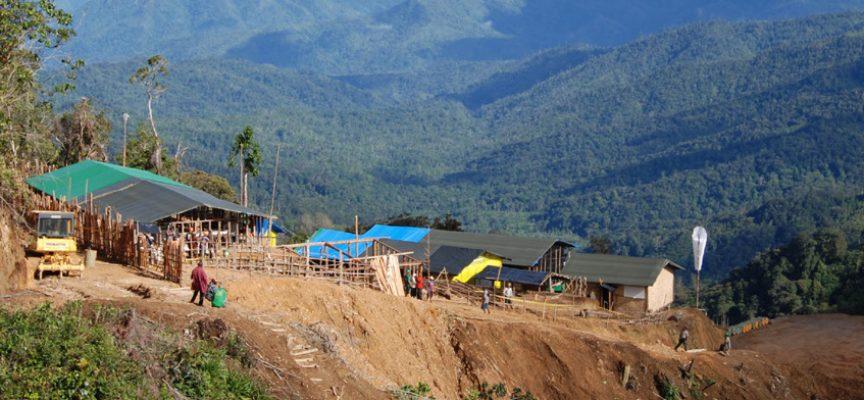 Crater Gold mining restarts after death.