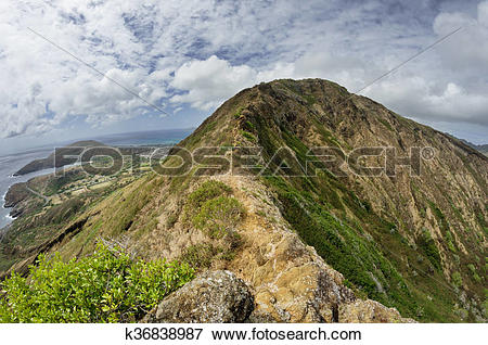 Picture of Koko Head Crater Rim k36838987.