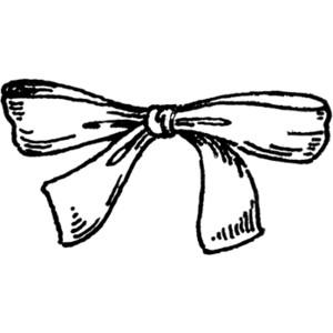 Cravat bow Clipart.