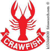 Crawfish Clipart Royalty Free. 665 crawfish clip art vector EPS.