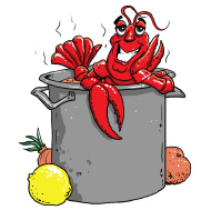 Clipart crawfish boil.