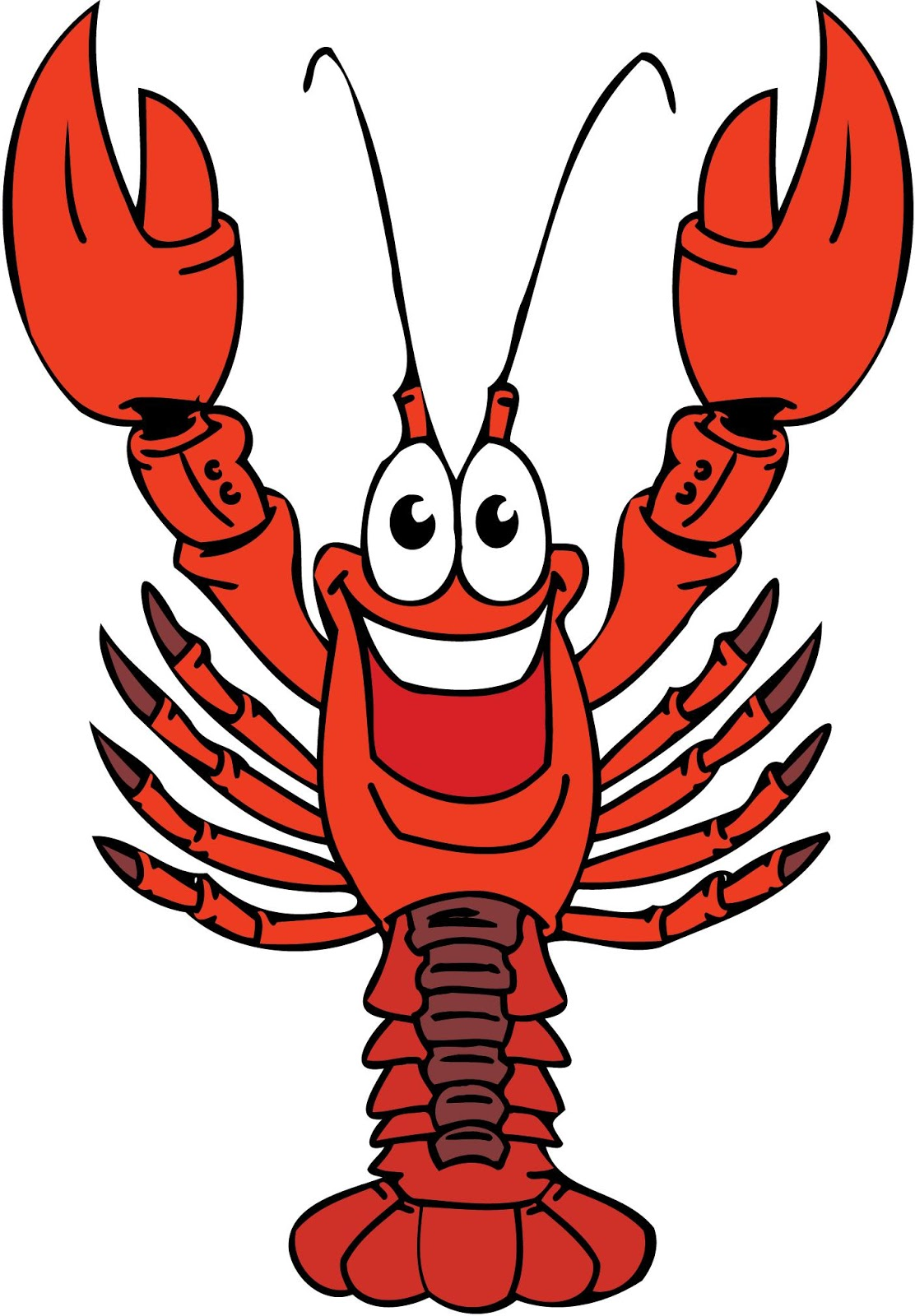 Crawfish Boil Clipart.