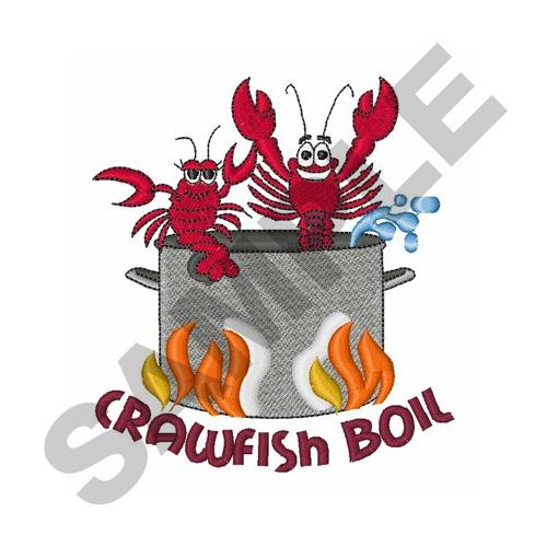 Crawfish Boil Clipart 9.