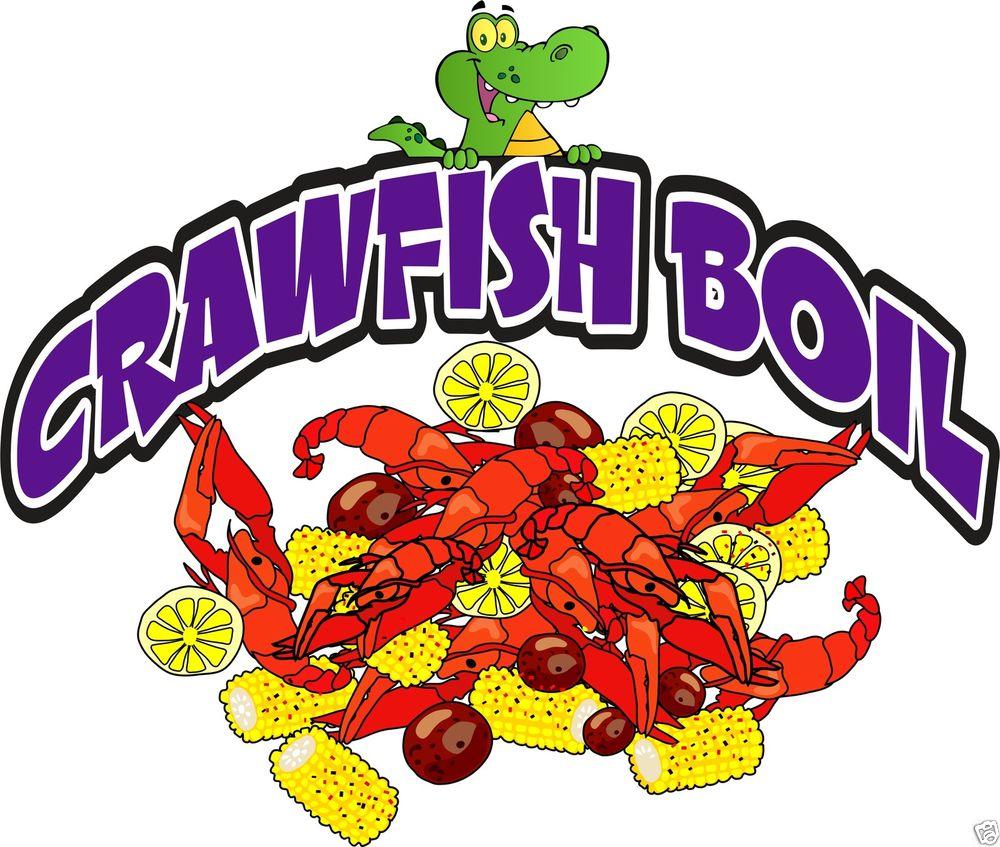 Free Crawfish Boil Clip Art N7 free image.
