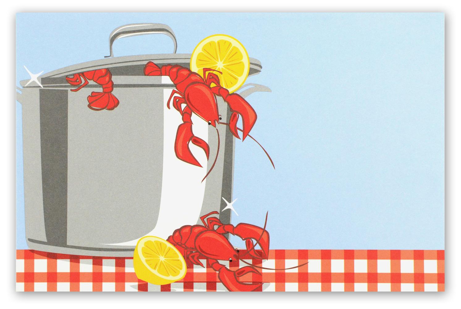 35+ Crawfish Boil Clipart.