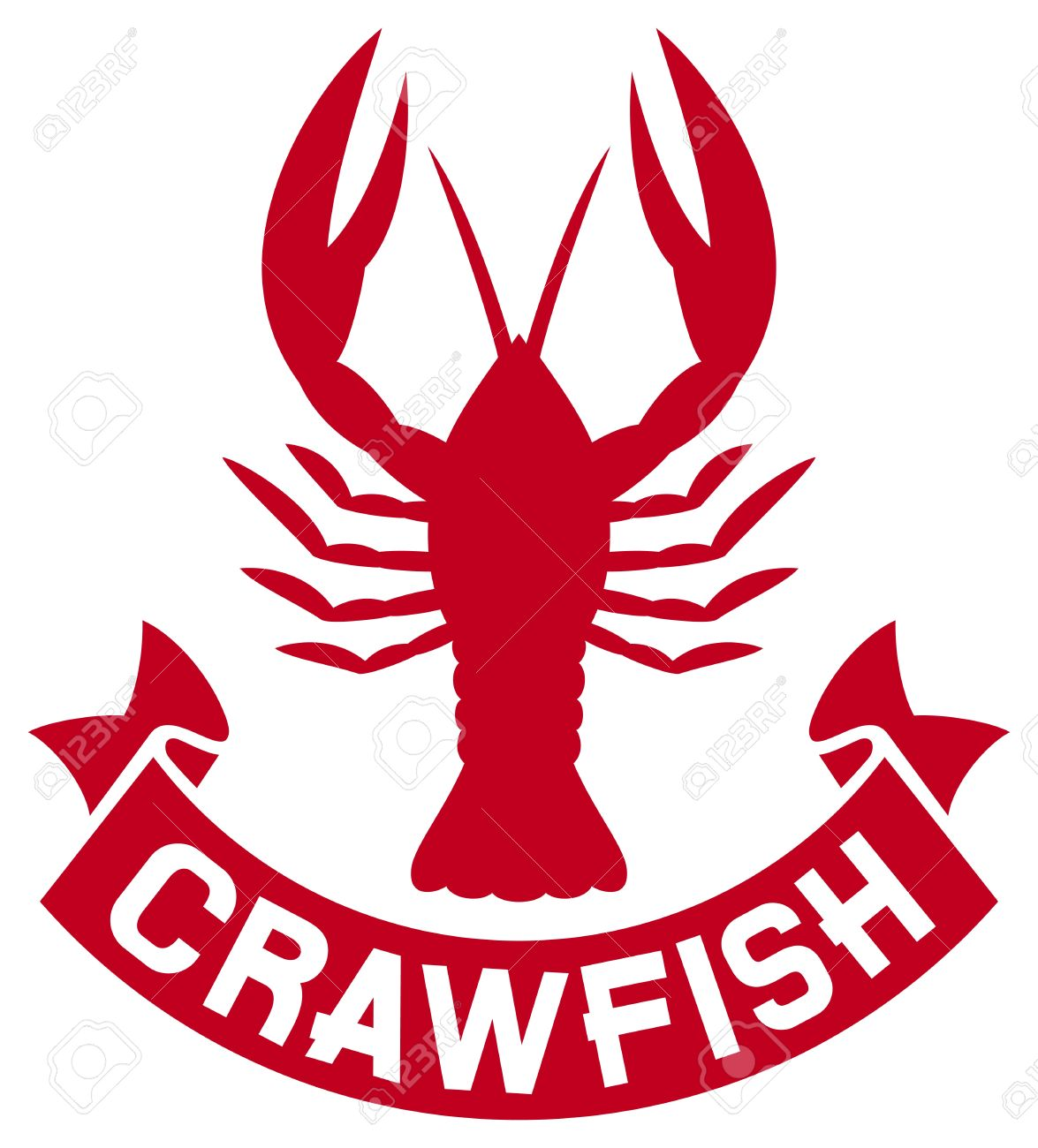 1,247 Crawfish Stock Illustrations, Cliparts And Royalty Free.