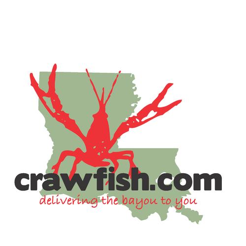 Crawfish.com needs a unique logo.