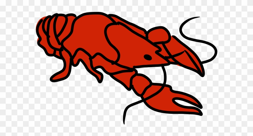 Crawfish Png Clipart (#3546658).