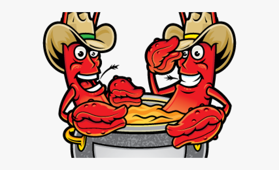 Crayfish Clipart Ragin Cajun.