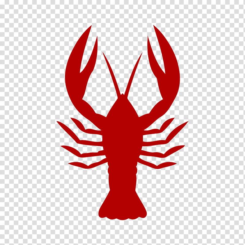 Leaf Symbol, Crayfish, Lobster, Seafood Boil, Louisiana.