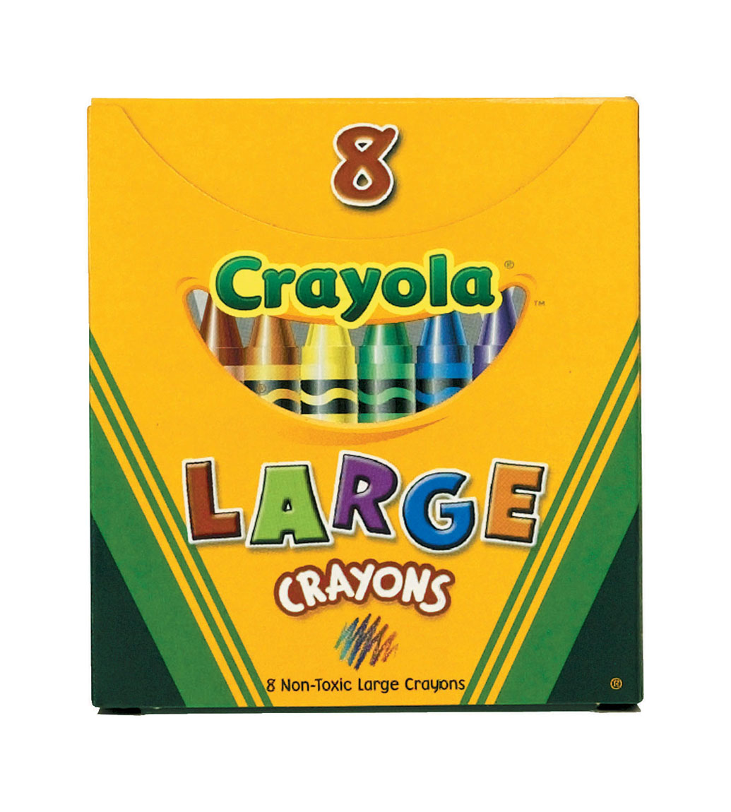 Crayola Crayon Clip Art N9 free image.