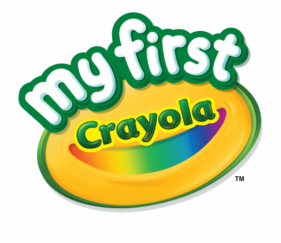Crayola My First School Washable Markers , Png.