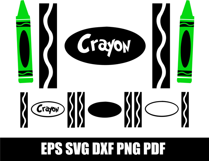Crayon svg, crayola svgTeacher SVG, back to school svg, Teacher  Monogram,school svg, for CriCut Silhouette cameo svg eps png dxf.