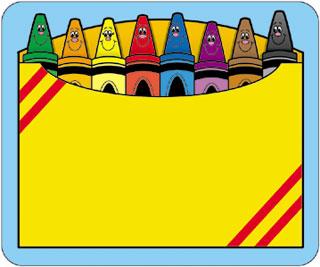 Crayon Clipart.