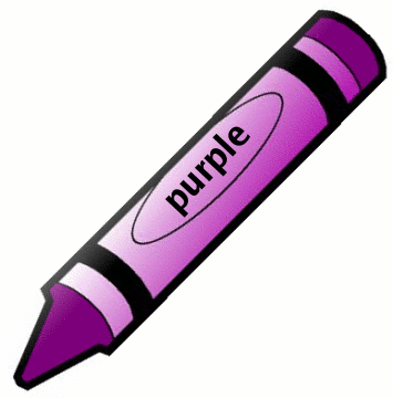 Crayon Clip Art Black And White.