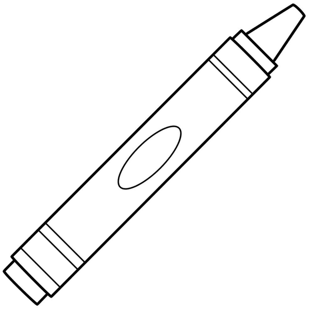 Free Blank Crayon Cliparts, Download Free Clip Art, Free.
