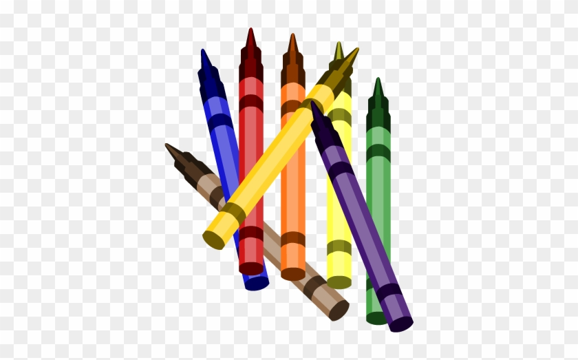 Simple Kindergarten Clip Art Crayola Cra #93897.
