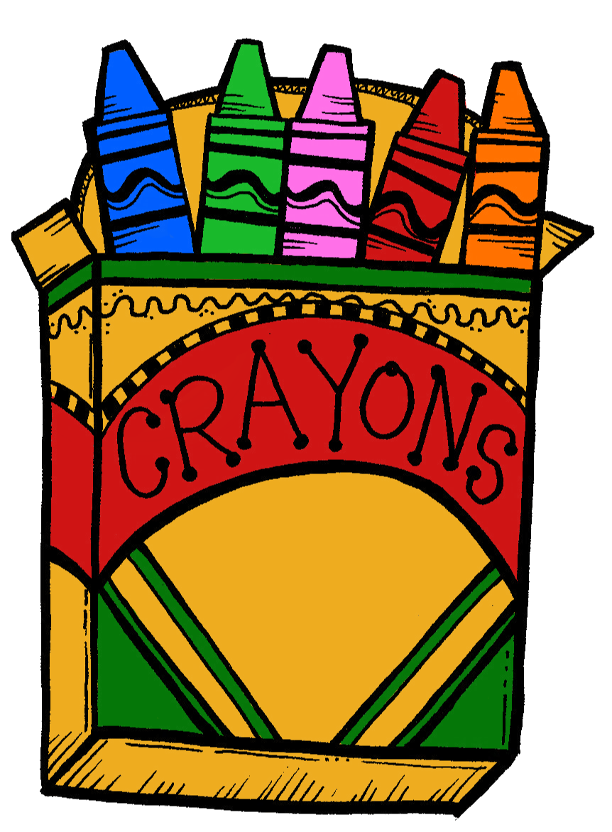 Gray Crayon Clipart Collection Crayons Clipartdeck Png.
