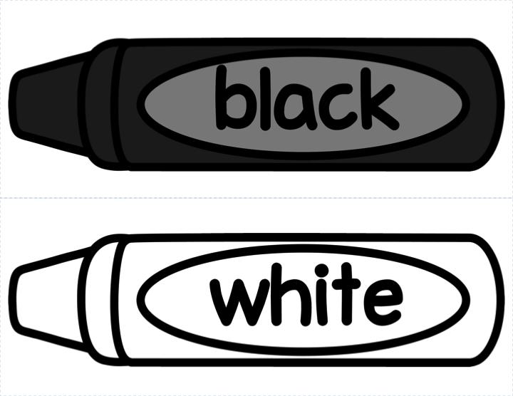 Crayon Color Clipart.