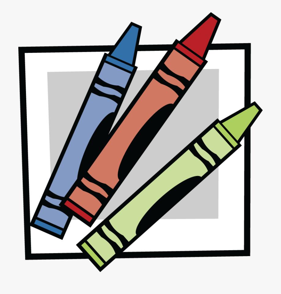 Transparent Crayon Clip Art.