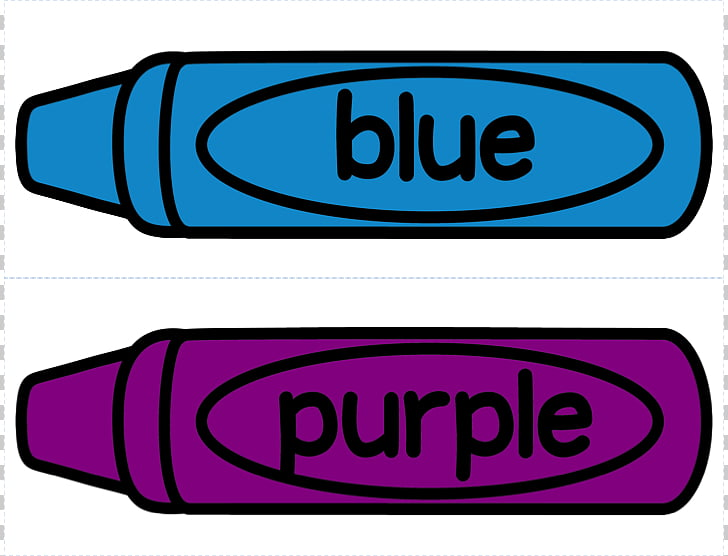Crayon Blue Color , Crayon Blue s, blue and purple crayons.
