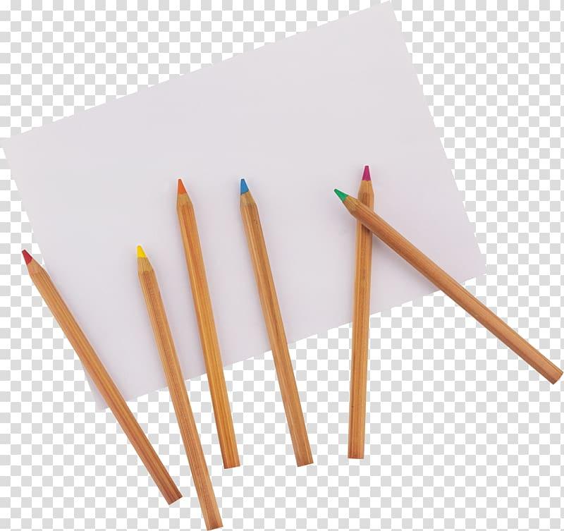 Paper Pencil , CRAYONS transparent background PNG clipart.