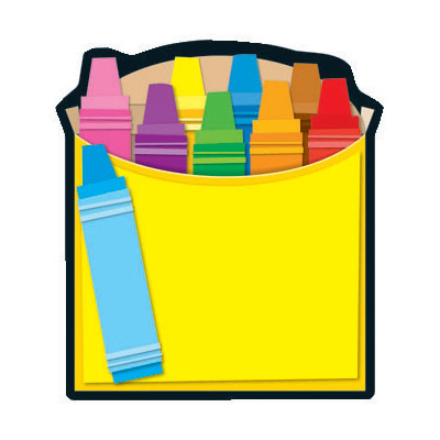 Crayons Clip Art Free.