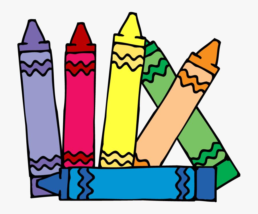 Transparent Crayon Box Png.
